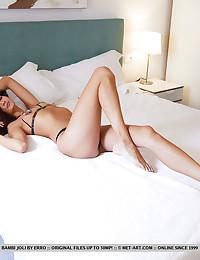 Bambi Joli nude in erotic PRESENTING BAMBI JOLI gallery - MetArt.com