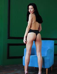 Aurelia Perez nude in erotic ASODEY gallery - MetArt.com