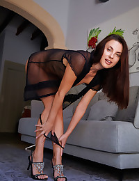 Jasmine Jazz bare in erotic SECARBA gallery - MetArt.com