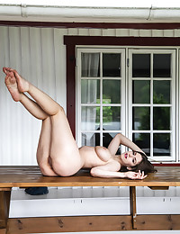 Softcore Beauty - Naturally Beautiful Unexperienced Nudes