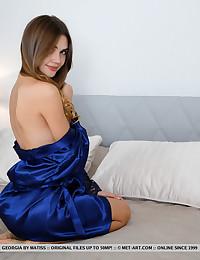 Georgia nude in erotic CYRIEN gallery - MetArt.com