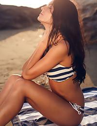 Sapphira A nude in erotic ERNITTA gallery - MetArt.com
