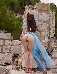 Debora A nude in erotic MY ADVENTURE gallery - MetArt.com