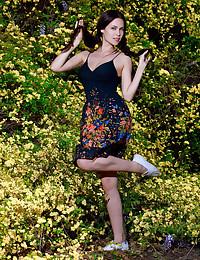 Martina Mink bare in erotic Introducing MARTINA MINK gallery - MetArt.com