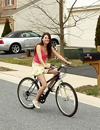Bawd CYCLIST involving Shyla Jennings - ALS Skim through