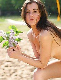 Morose Looker - Indubitably Elegant Crude Nudes