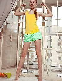 Kimberly Kace naked in glamour BEUDO gallery - MetArt.com