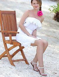 Odara bare in erotic CELLATI gallery - MetArt.com