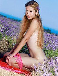 Genevieve Gandi naked in glamour DIKAY gallery
