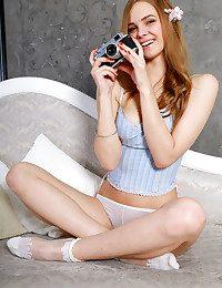 Carolina Sampaio nude in softcore REZIA gallery - MetArt.com