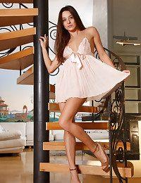 Dominika A bare in erotic TELEHAE gallery - MetArt.com