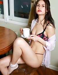 Megan Elle nude in erotic DILAFE gallery - MetArt.com