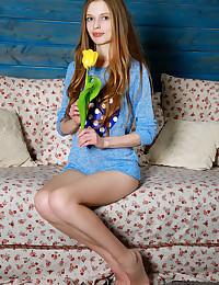 Mary Lane bare in erotic VENADI gallery - MetArt.com
