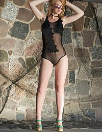 Helene naked in erotic CORATEN gallery - MetArt.com