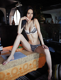 Dita V nude in softcore LEMUI gallery - MetArt.com